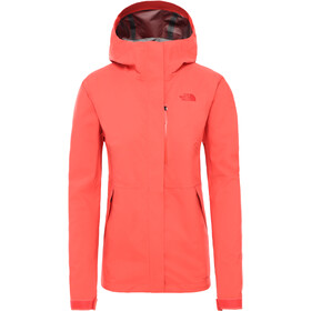 The North Face Dryzzle FutureLight Jacke Damen cayenne red
